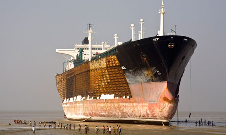 Boxship demolition totals 11pc of tonnage scrapped, up from 7pc last year