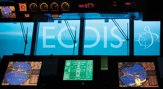 Most vessels subject to SOLAS now ready for electronic chart display
