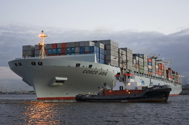 Cosco cuts Asia-USWC capacity by suspending America-Asia service