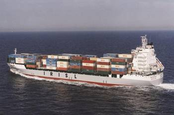 Incheon New Port to launch box service to Mideast operated by IRISL