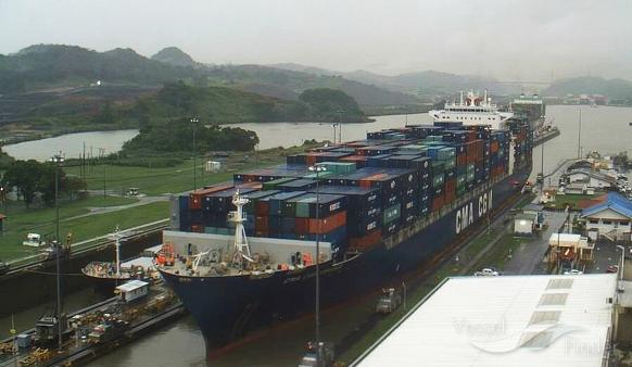 Panama Canal inauguration has a special role for CMA CGM vessels