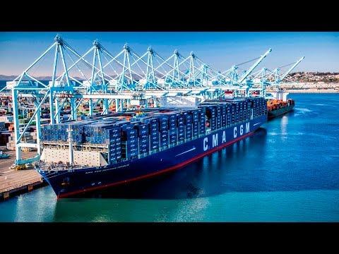 CMA CGM's US$225/TEU Zanzibar congestion charge for 3-week delays