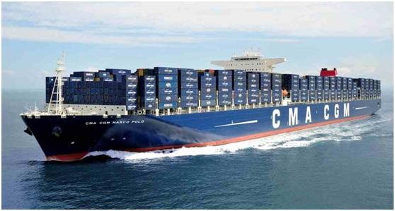 New assignments for 13,000-TEU vessels as US demand slumps