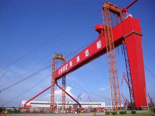 Huangpu Wenchong yard wins 4 dual-fuel box ships orders from Europe