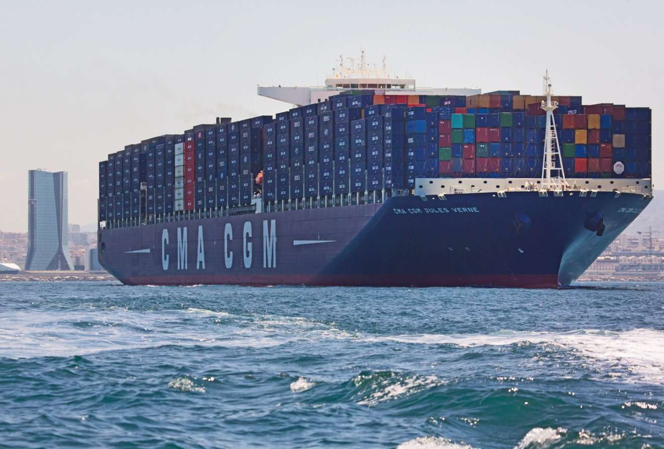 CMA CGM to up Asia-northern Europe rate US$600/TEU from August 1