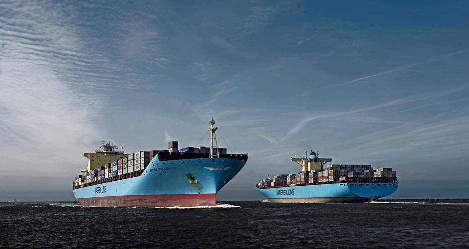 A-E rate slides 17pc to US$776/TEU, off 20pc to Med ports, up 22pc to USWC