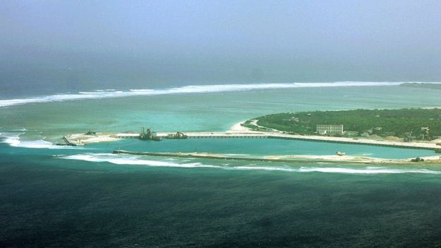EU insists China respect Hague court's rejection of its South China Sea