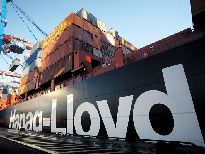 Hapag-Lloyd warns on falling profit in 2016 with UASC merger deal