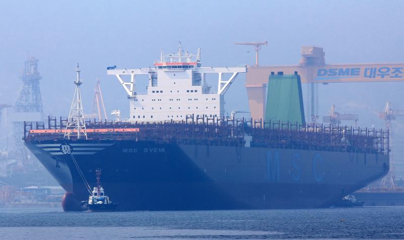 MSC orders 11 new 22,000-TEU vessels: Reports