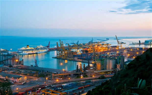 Barcelona first half volume up 13pc to top 1 million containers