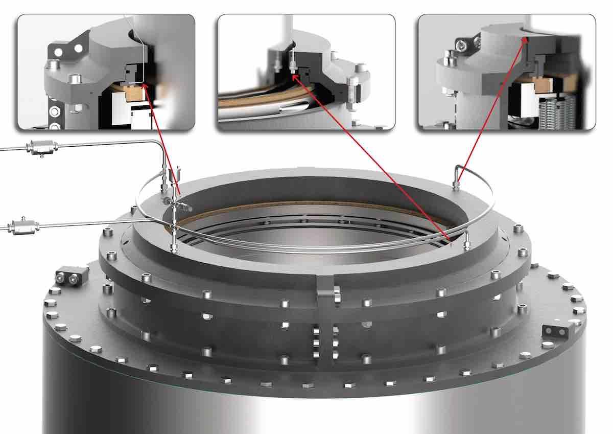 Wärtsilä REvolution system takes sealing technology to a new level