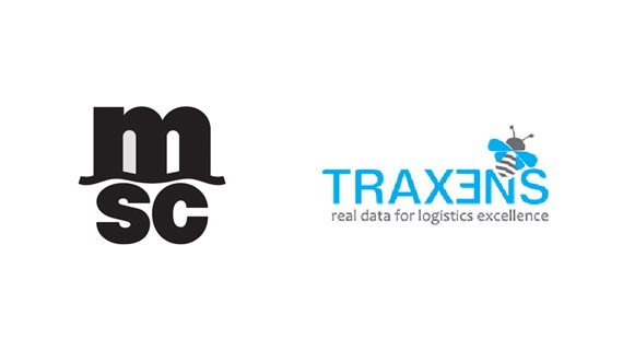 Rivals MSC, CMA CGM tie-up in backing TRAXENS box tracker
