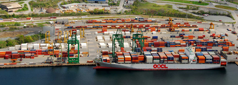 Halifax Q2 boxes up 12.5pc to 120,000 TEU, rising 19.6pc in H1