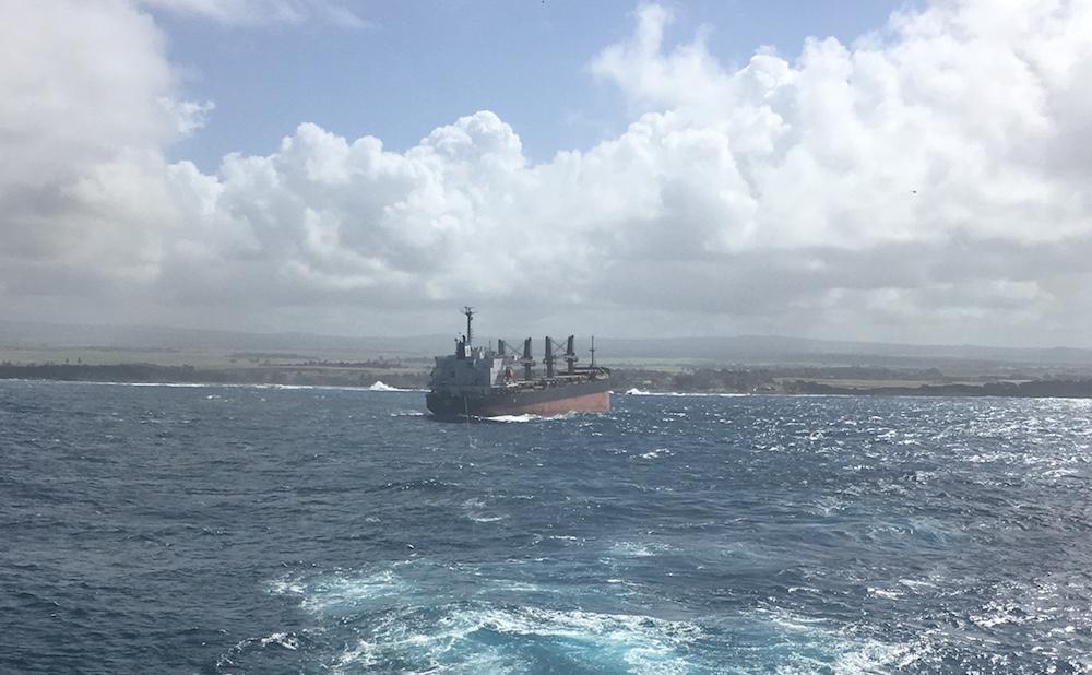 MV Benita Sinks During Tow to Alang