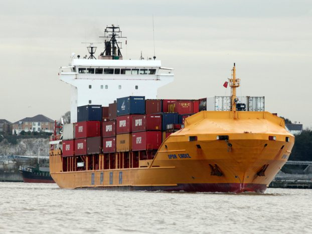 First half's 75,000 TEU new ships are 3,300 TEU or less