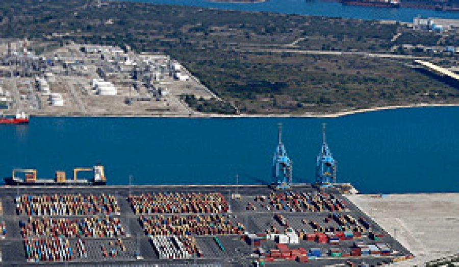 Marseilles Fos container volumes up 3pc in first half to 623,137 TEU