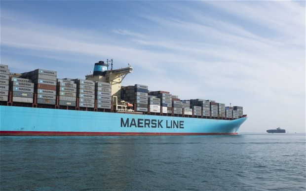 Maersk drops 10 Chinese ports of call to focus on profitable ones