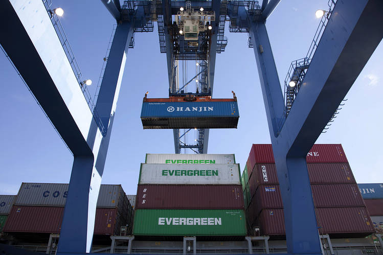 Global Port tracker expects 1.7pc rise in US containerised imports in 2016