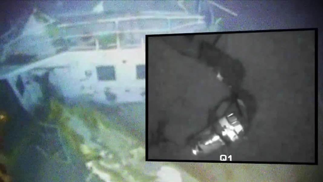 Sunken El Faro voice data recorder recovered, taken to NTSB laboratory