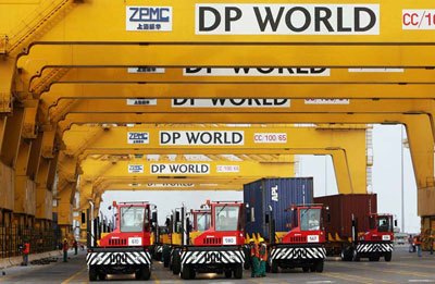 DP World's rating is upgraded by Fitch; outlook 'stable'