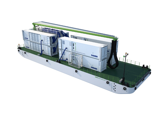 Dutch InvaSave ballast water treatment passes tests on German ship