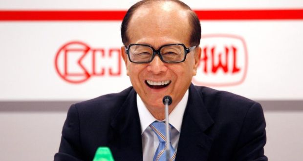 CK Hutchison profits up 3pc, but Li Ka-shing fears Brexit impact