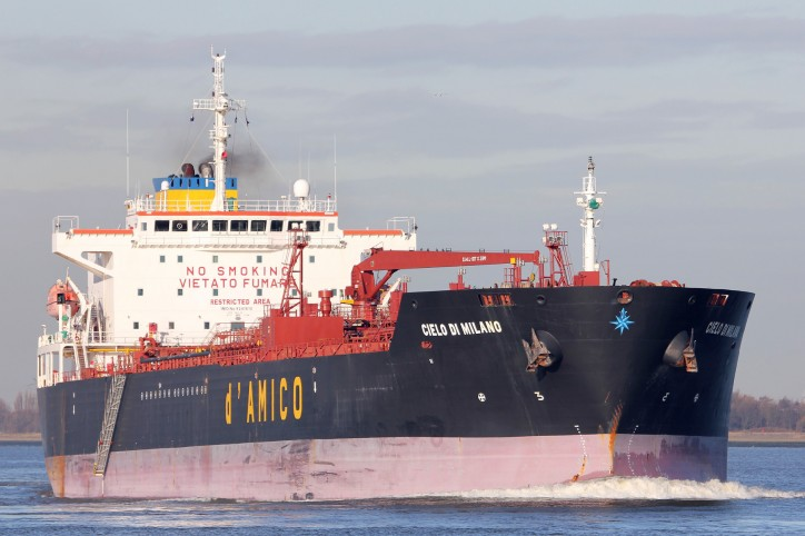 Ship's engineers plead guilty to dumping oily waste water into the sea