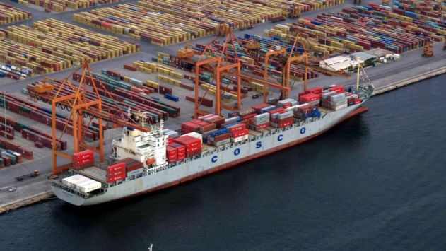 Cosco Shipping Ports, ex-Cosco Pacific, H1 profit falls 8pc to US$171.9 million