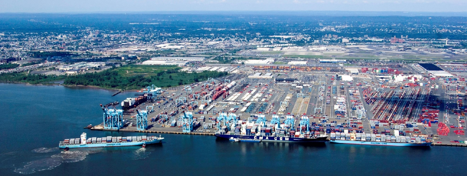 APM Terminals to invest US$70 million to expand New Jersey capacity