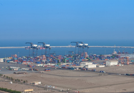 Oman's Sohar port grows 18pc in the first half to 313,000 TEU