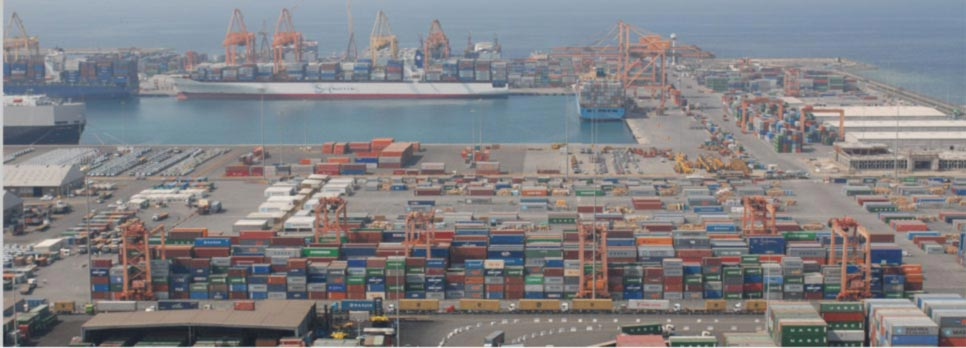 Steady first half performance for Saudi Arabia's Jeddah and Dammam ports