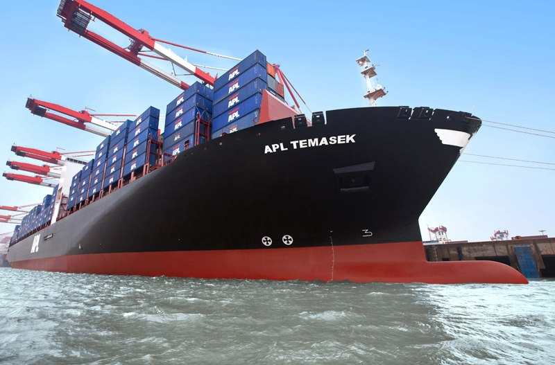 APL adds oxygen and CO2 monitoring to reefer shipment tracking