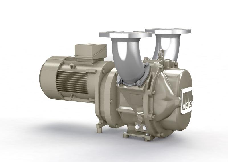 ACO Marine unveils new vacuum pumping unit at SMM trade fair in Hamburg