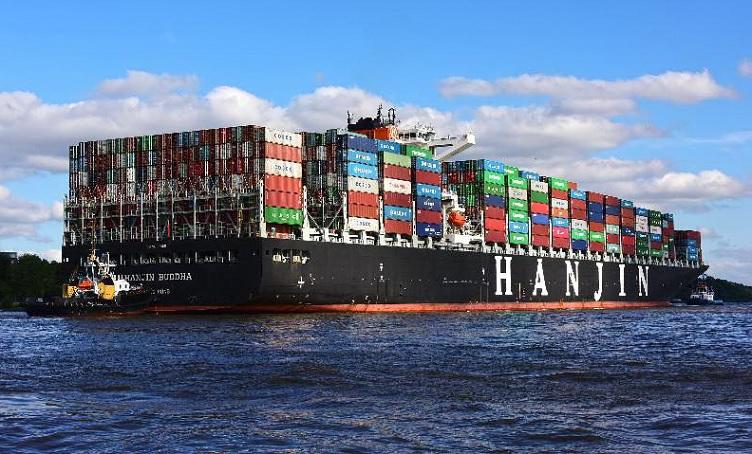 Hanjin ships put up for sale