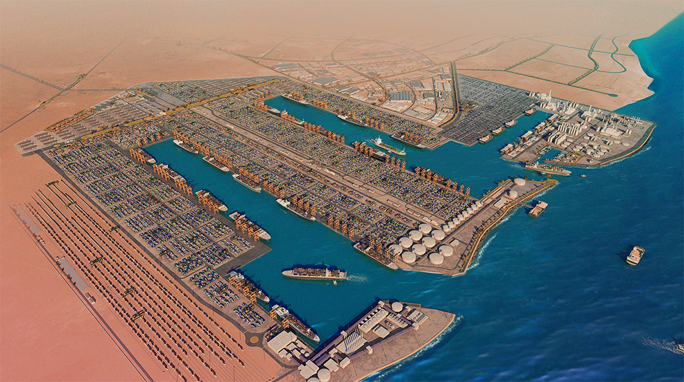 King Abdullah Port gets US$720 million for second phase expansion