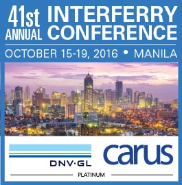 Manila Interferry meet to focus on safety in developing world October 15
