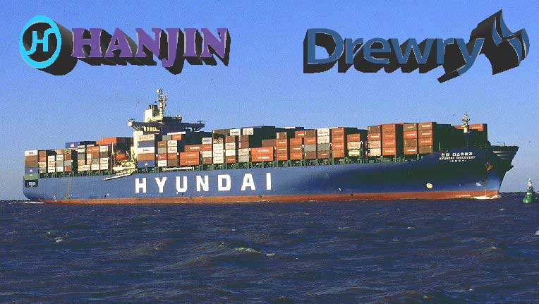 Hyundai to benefit from Hanjin fall, but charter rates to drop: Drewry