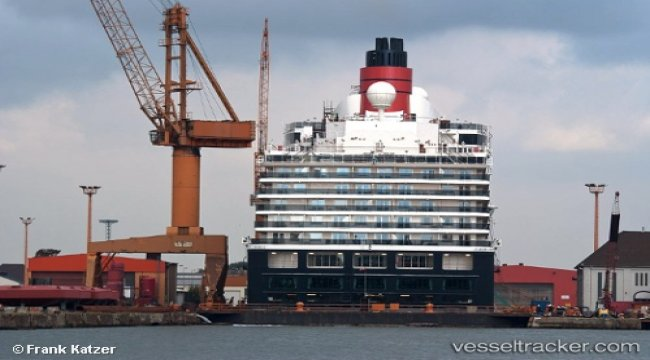 Bad weather forces cruise ship cancellation