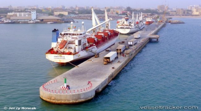 Port of Antwerp takes charge to modernise Cotonou