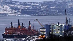 Russian Arctic seaports post bumper year - best since 2010