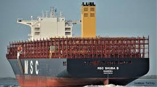 Seaspan takes delivery of fifth and final 11,000 TEU SAVER boxship
