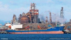 Collision off Kanmon Port