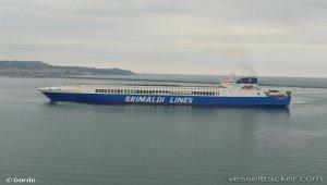 Ferry disabled off Orosei Gulf