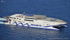 Water ingress on ferry in Keratsini