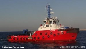 World`s biggest ART 100-46 CLASS Rotortug delivered