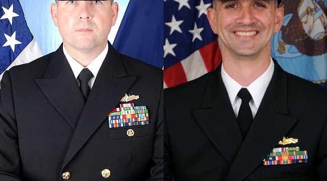 US Navy charges two destroyer captains with negligent homicide