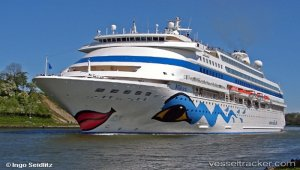 AIDAcara returned from first world cruise