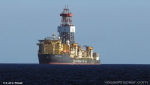 Drill ship left to Morocco after Turkish blockade