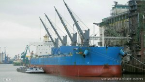 Ship violated Ballast Water Convention