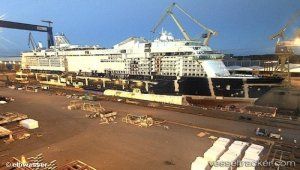 TUI Cruises to Order Mein Schiff 7 from Meyer Turku